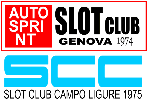 AUTOSPRINT SLOT CLUB GENOVA